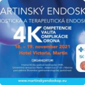 II. Martinský endoskop 2021