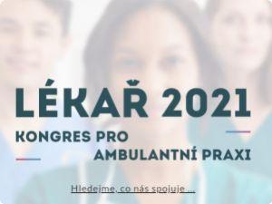 Lékař 2021 - kongres pro ambulantní praxi