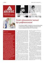 Akcent VZP 12 / 2011