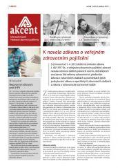 Akcent VZP 5 / 2012