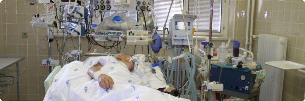 Intenzivní ošetřovatelská péče o pacienta s diagnózou generalizovaného tetanu