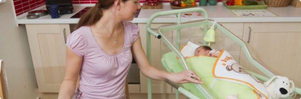 Profesionální novorozenecké postýlky si již vypůjčily stovky maminek