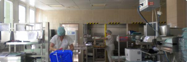 Centrální sterilizace ve FN Hradec Králové