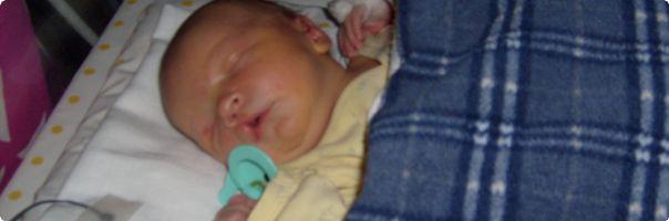 Abstinenční syndrom novorozence