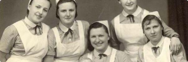 Historie ošetřovatelských škol