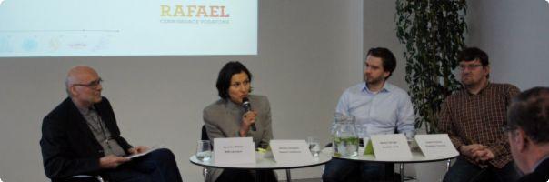 Cena Nadace Vodafone Rafael: 200 000 korun pro neziskovku
