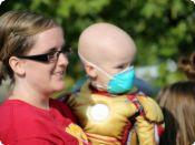 Až 66 % dětí po onkologické léčbě čelí pozdním následkům