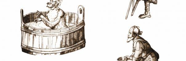Malomocenství – nemoc,  kterou trpěl i jeruzalémský král