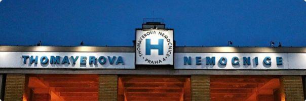 Situaci v pražské Thomayerově nemocnici bude prověřovat hygiena