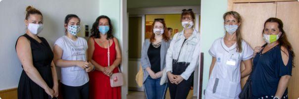 Dobrovolníci pomohou vyzdobit nové Centrum dětské traumatologie a chirurgie FN Ostrava