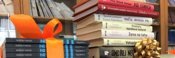 Projekt Nemocniční knihovničky také v Ostravě