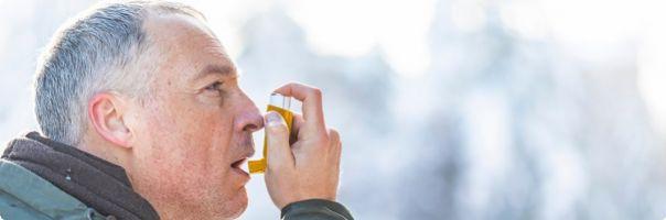 Jak udržet astma pod kontrolou?