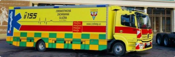 Pražští záchranáři řešili vmimořádných podmínkách 115 tisíc událostí